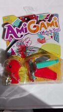 AmiGami™ seahorse Figure & fringer Tool Customize 500+ Combinations Mattel CGK44