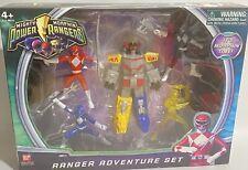 Mighty Morphin Power Rangers (2010)Figure Set