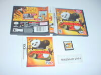 KUNG FU PANDA 2 kids game complete in case w/ manual for NINTENDO DS or 3DS