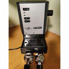 gaggia coffee espresso machine