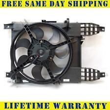 Radiator And Condenser Fan For Chevrolet Aveo Pontiac G3 GM3115225