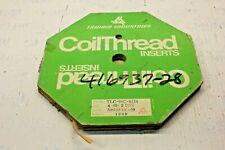 Tridair Industries Tlc-04C-0224 Coil Thread Inserts 4-40X2 Dns