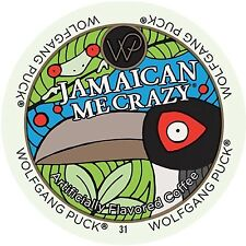 Wolfgang Puck K-Cup Portion Coffee for Keurig Brewers - Jamaican Me Crazy, 96 Ct