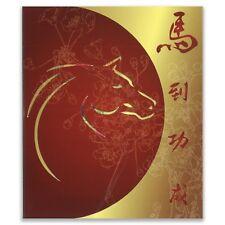 2014 Year of Horse Singapore Hong Kong Macau Stamps Presentation Pack Folder