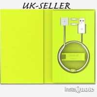 WSKEN  Micro USB Magnetic Charging Cable Compatible With iPhone 8/7/6/5/Android