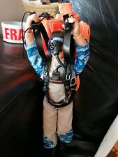 Action Man 1990s Orange Parachute With Accessories