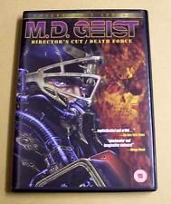 DVD M.D.Geist - Collector's Series - Director's Cut / Death Force ( MD Geist )