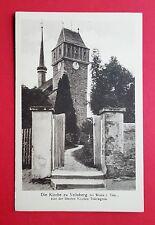 AK WEIDA in Thüringen um 1930 Die Kirche zu Veitsberg    ( 33803