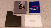 Sword Master Nintendo NES Video Game Authentic lot w/ Poster & Registration Card