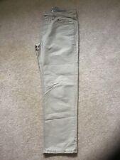 Fat Face Trousers Size 32 S Stone / Beige  Colour.