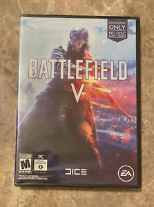 Battlefield V PC Game NEW, SEALED Free Shipping!