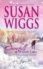 "Susan Wiggs ""Snowfall at Willow Lake""- A Lakeshore Chronicle 2008 Paperback Book"
