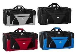 XL Large Medium Small Cabin Holdall Travel Bag Duffel Luggage Gym Sports Bag XXL