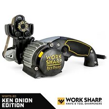 Work Sharp Knife  Tool Sharpener Ken Onion Edition - Precision Sharpening from