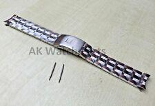 19mm Strap Fits Tissot PRC200 T17 T461 T014430A T014410A Bracelet/Band Watch