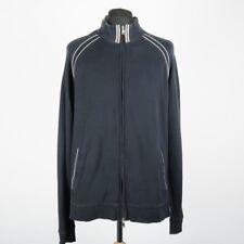 Vintage HUGO BOSS 100% Cotton Jacket | Mens 2XL | Coat Full Zip