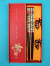 Chinese Wooden Chopstick Gift Set