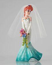 Disney Showcase 4050707 Bride Ariel Wedding Figurine NEW in Gift Box 26066
