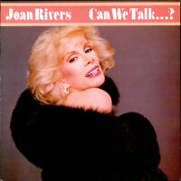 JOAN RIVERS Can We Talk... ? 1983 UK VINYL LP EXCELLENT CONDITION