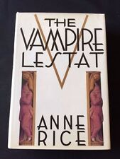 THE VAMPIRE LESTAT - FIRST EDITION BY ANNE RICE