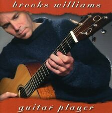 Brooks Williams - Guitar Player [New CD]