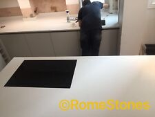 Best Quality White Small Mirror   Quartz  Kitchen WORKTOPS  All Colour Available