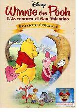 Dvd WINNIE THE POOH L'AVVENTURA DI SAN VALENTINO   ......NUOVO