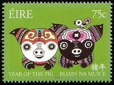 Ierland  2007  1743 Year of the Pig  postfris/mnh