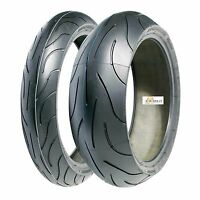COPPIA PNEUMATICI MICHELIN PILOT POWER 120/70 ZR 17 58W 180/55 ZR 17 73W
