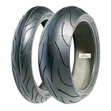COPPIA PNEUMATICI MICHELIN PILOT POWER 2CT 120/70 ZR 17 58W 180/55 ZR 17 73W