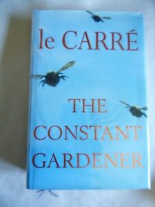 The Constant Gardener John Le Carre Signed First