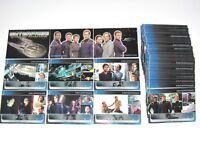 Star Trek Trading Card Sets  ENTERPRISE DS9  Next Generation  Motion Pictures