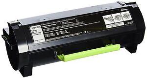 CARTUCCIA TONER NERO PER LEXMARK MS310D MS310DN MS410D MS410DN MS610DN perfetto