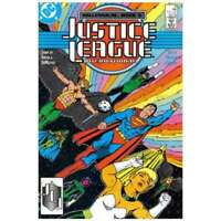 Justice League (1987 series) #10 in Near Mint minus condition. DC comics [*dq]