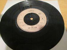 "Con Funk shun Ffun 7"" vinyl single.Plain sleeve."