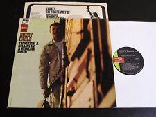 Buddy Cagle-Through A Crack In A Boxcar Door-RARE 1968 US PROMO-ONLY MONO LP!