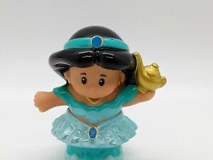 Fisher Price Little People Disney princess  JASMINE &  LAMP