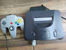 Nintendo 64 N64 Digital Console HDMI Out Pixel FX + No Cut Modification