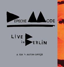 DEPECHE MODE Live In Berlin DELUXE 2CD+2DVD+BLU-RAY BOX 2014