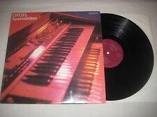 Orgel-Spezialitäten   Vinyl  LP Amiga