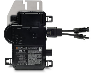 Enphase IQ7PLUS-72-2-US IQ7+ Microinverters for 60 and 72 cell modules 240VAC