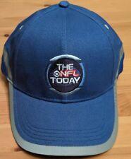 NFL/CBS Baseball Cap, Blue, Adjustable, New, Free Shipping!