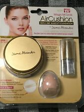 Magic minerals Aircushion Skin Care Makeup Foundation By Jerome Alexander ASOTV