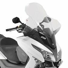 Specific Windscreen Transparent GIVI D294ST for Kymco XTown 125 - 2016