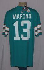 Miami Dolphins Dan Marino Hashmark Jersey T-Shirt LRG - NFL