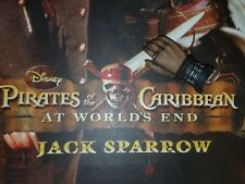 1/6 Hot Toys At World's End Captain Jack Sparrow MMS42 Right Relaxed Palm