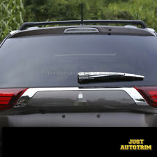 Chrome Rear Wiper Cover Trim For 2015-2017 Mitsubishi OUTLANDER