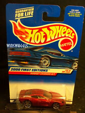 HOT WHEELS 2000 FE #12 #72 -3 DODGE CHARGER R/T PR5 GRY INTR 00C