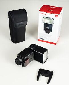 Canon Speedlite 580EX Shoe Mount Flash for  Canon