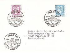 Briefmarken mit Schiffs- & Boot-Motiven aus Aland